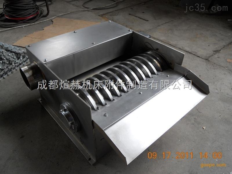 成都平面磨床磁性分离器厂家产品图片
