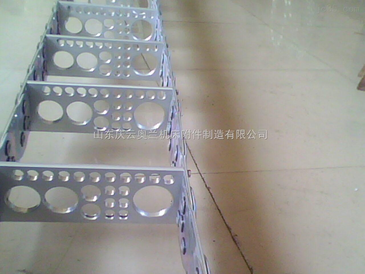青州机床线缆拖链