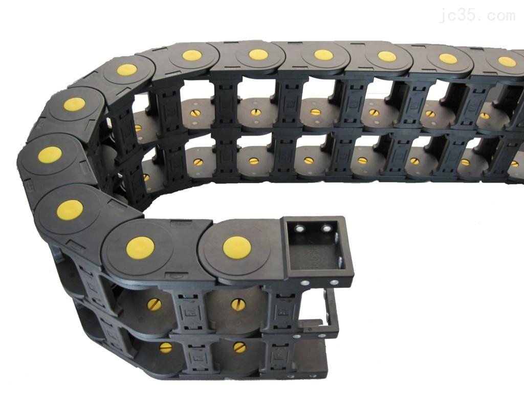 桥式机床塑料拖链