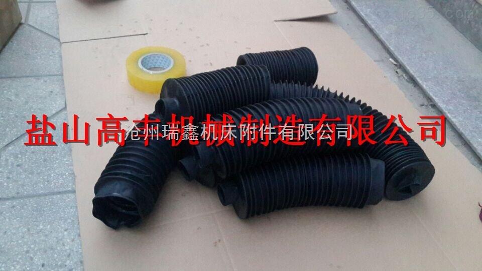 抗老化伸缩式丝杠防护罩