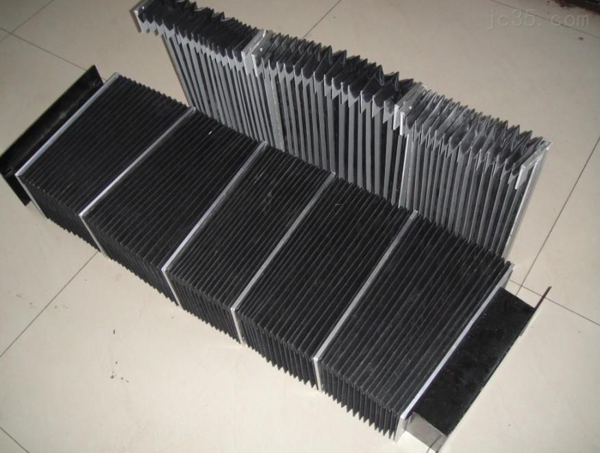 长行程三防布柔性风琴防护罩