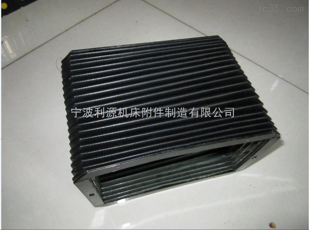 宁波钢板导轨伸缩防护罩保修一年