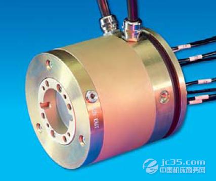 涡轮进气口的设计可确保连接件到叶片之间压降达到最小.
