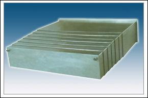 直线导轨防护罩生产厂家产品图