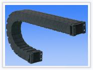 TAN20静音桥式塑料拖链产品图