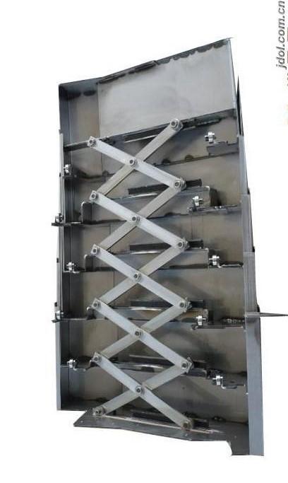 钢板防尘罩设计/生产/销售产品图