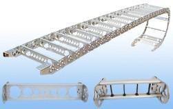 供应桥式钢制拖链产品图