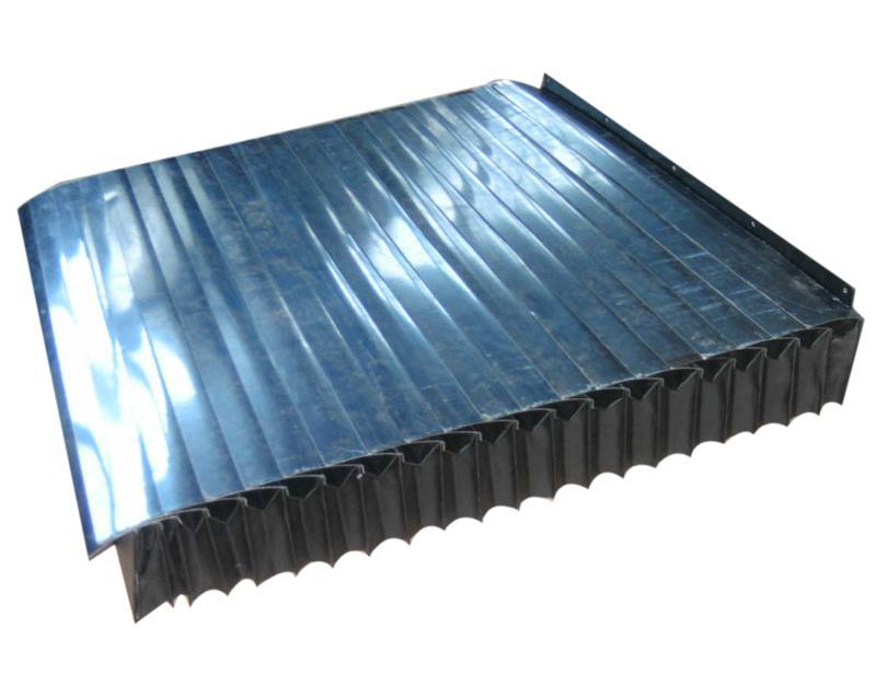 机床导轨防尘伸缩风琴护罩产品图