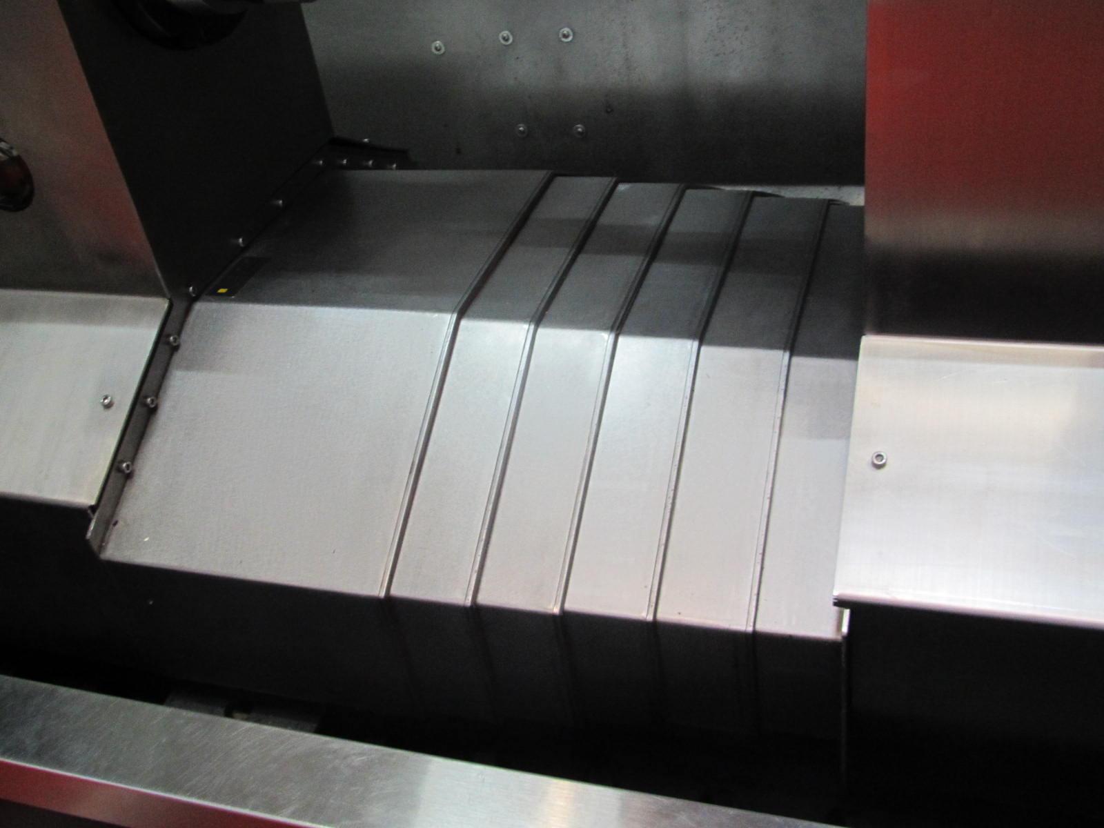 钢板伸缩导轨防护罩产品图