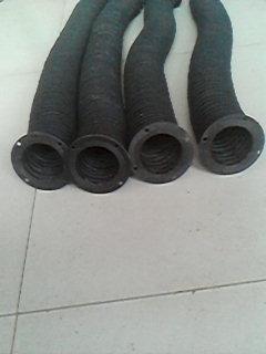 钢丝支撑油缸防尘保护套产品图