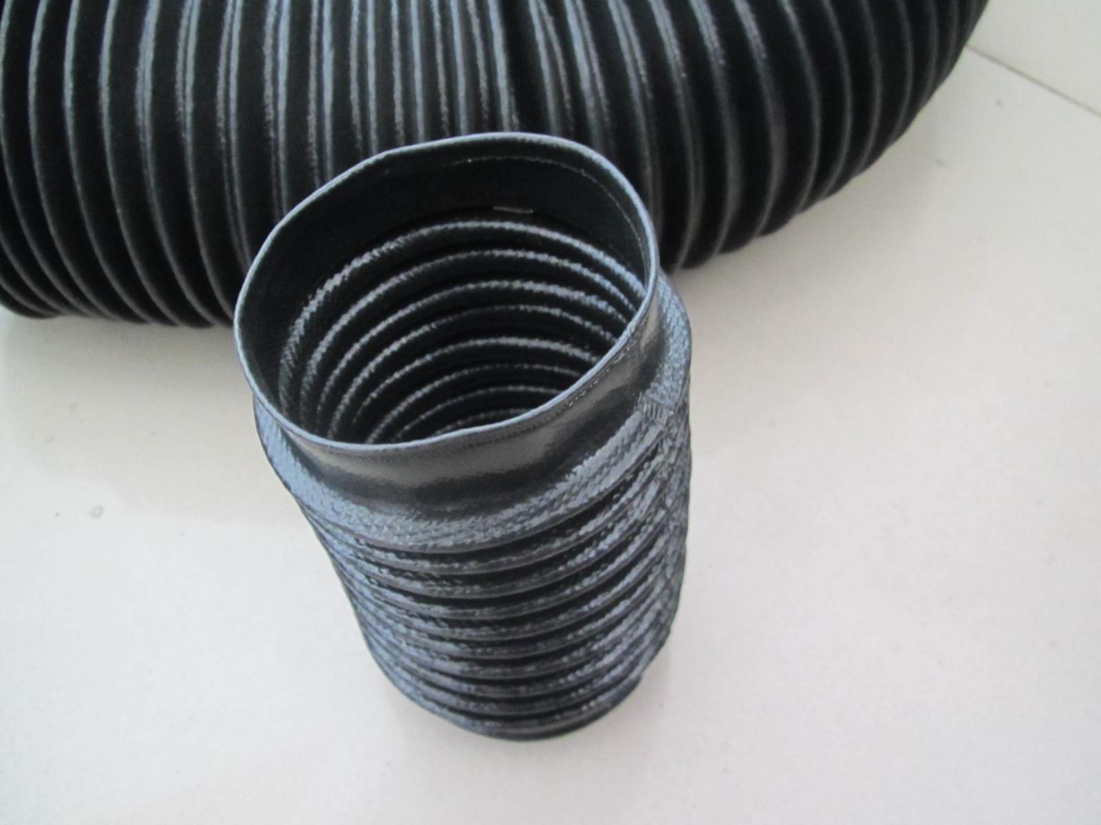 阻燃圆形伸缩防尘罩产品图
