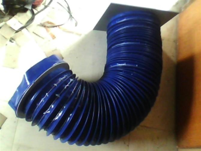 防水橡胶伸缩防护罩产品图