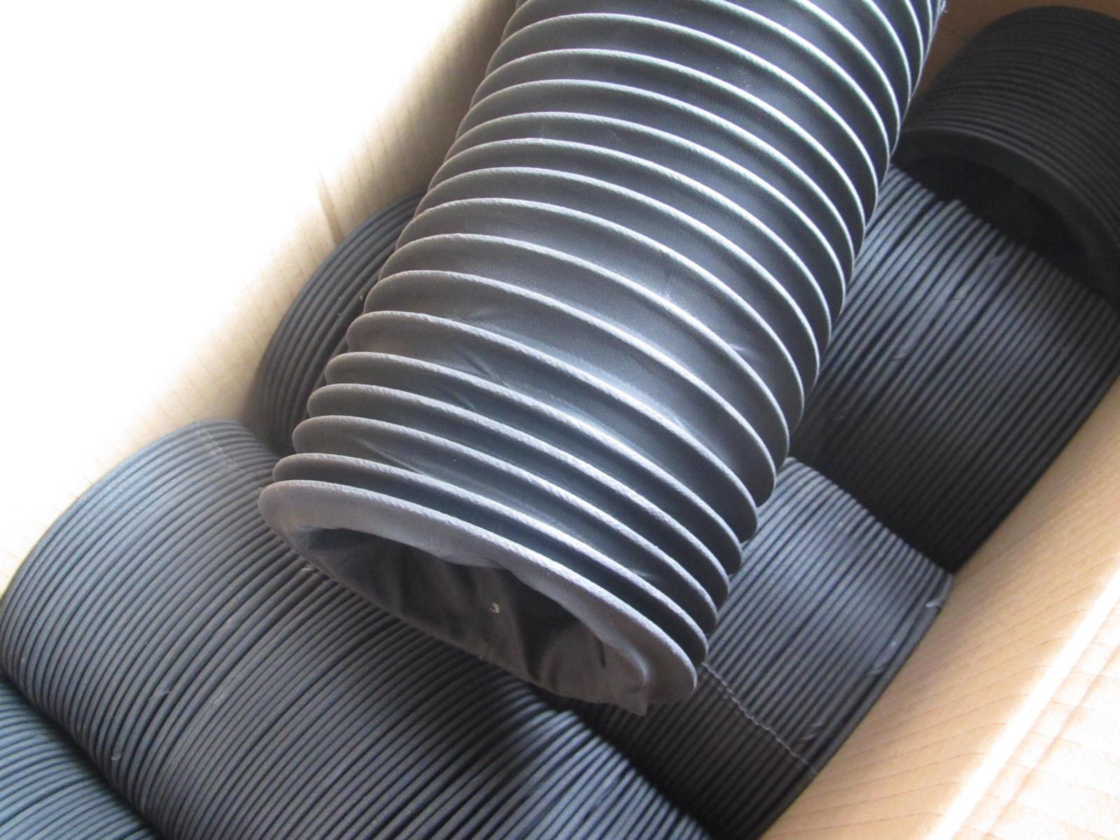 油缸伸缩式防尘罩产品图