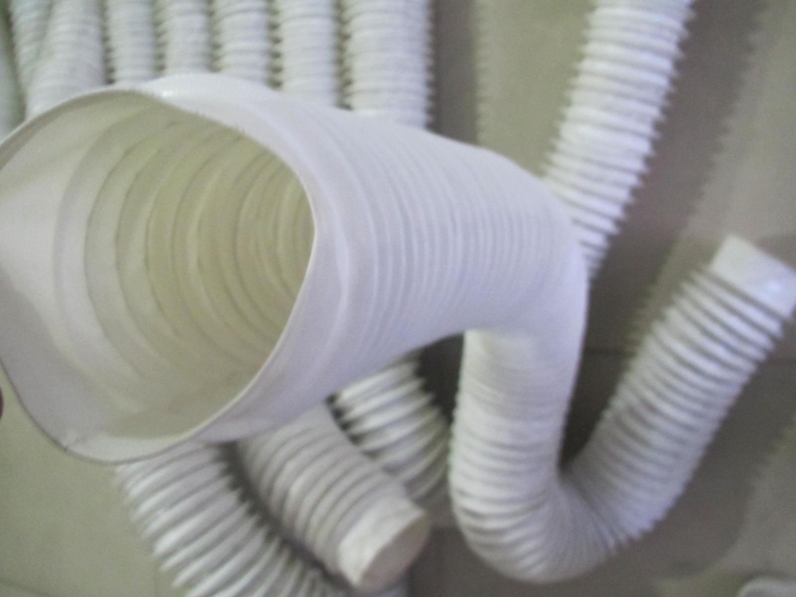 圆形丝杠伸缩防护罩产品图