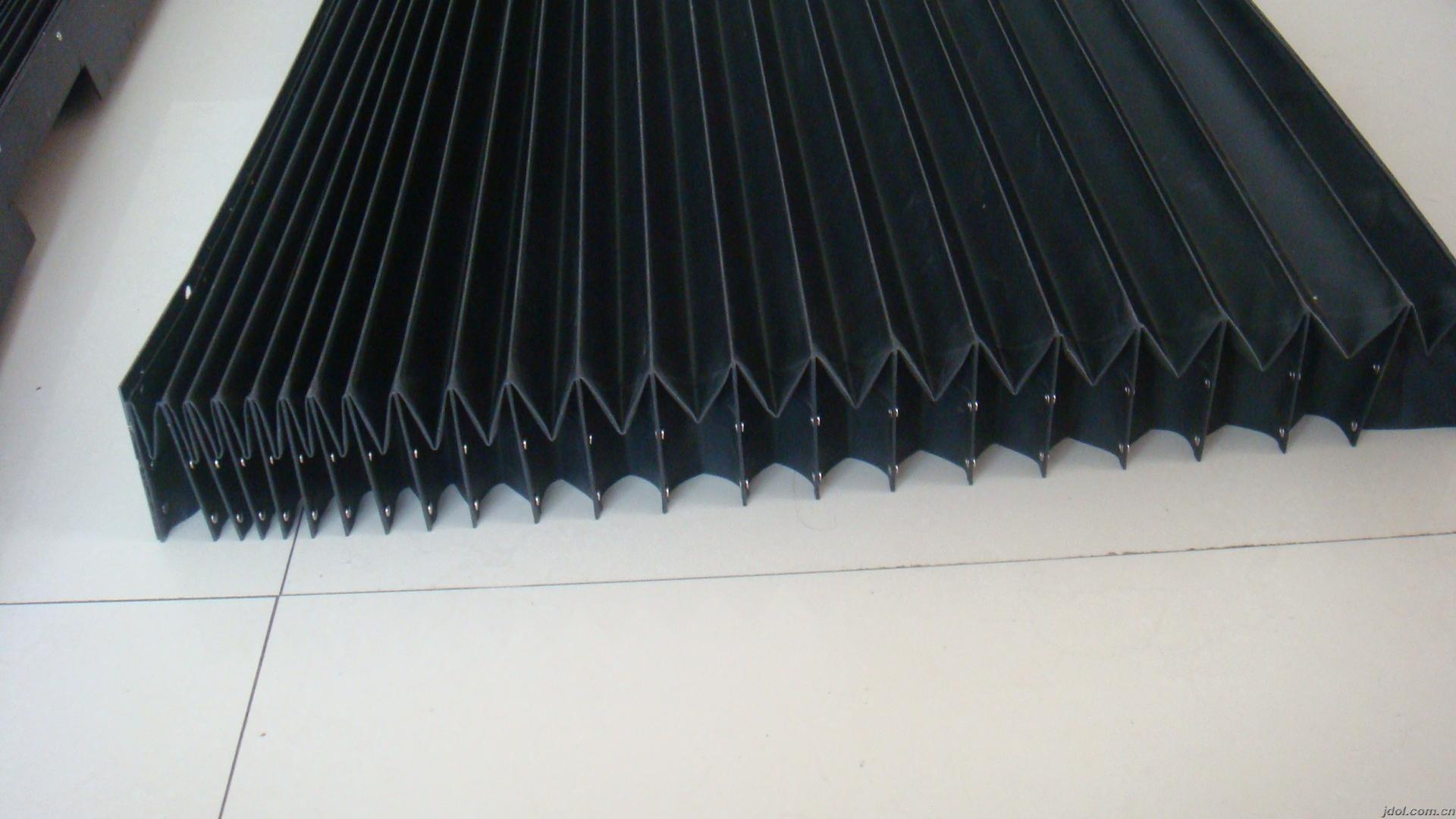 防尘折布风琴护罩产品图
